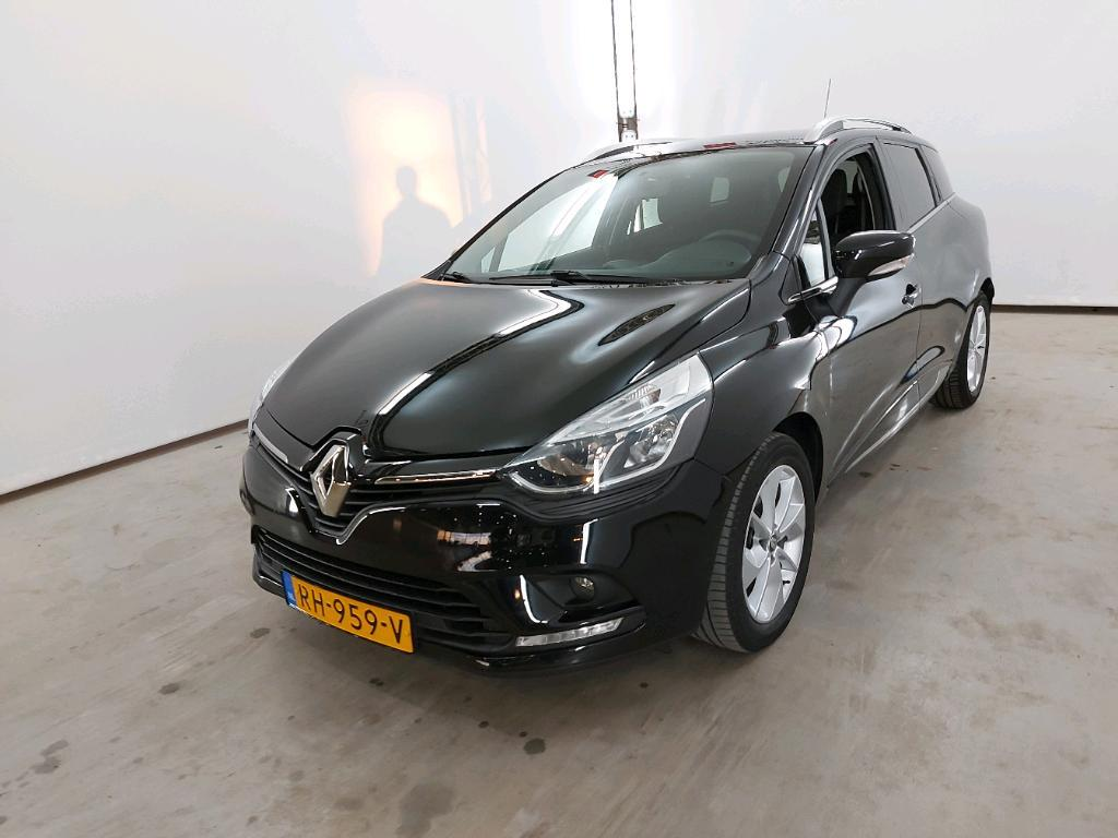 Renault Clio Estate Energy TCe 90pk S&S Limited