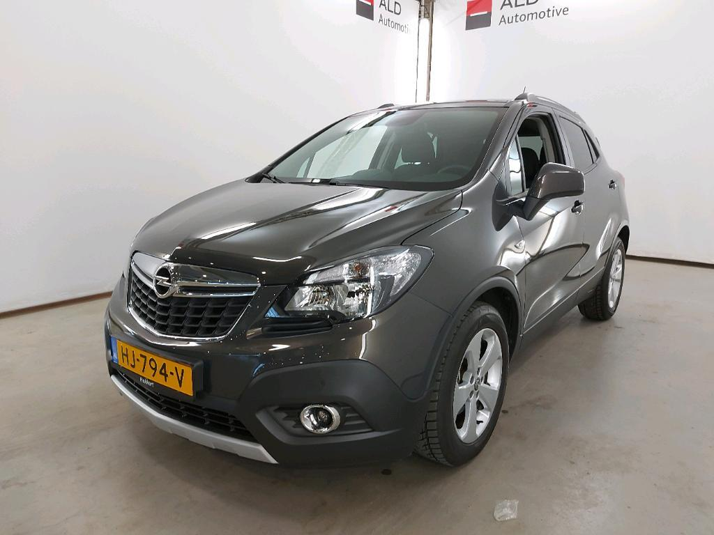 OPEL MOKKA 1.4 Turbo 140PK Start/Stop Edition