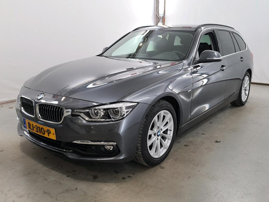 BMW 3-Serie Touring 320i 184pk Aut Corporate Lease Steptronic Edition Model Luxury Line High Executive