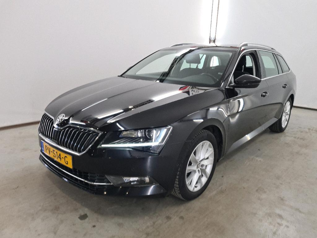 SKODA Superb Combi 1.4 TSI 150pk Greentech ACT DSG-7 Style Business