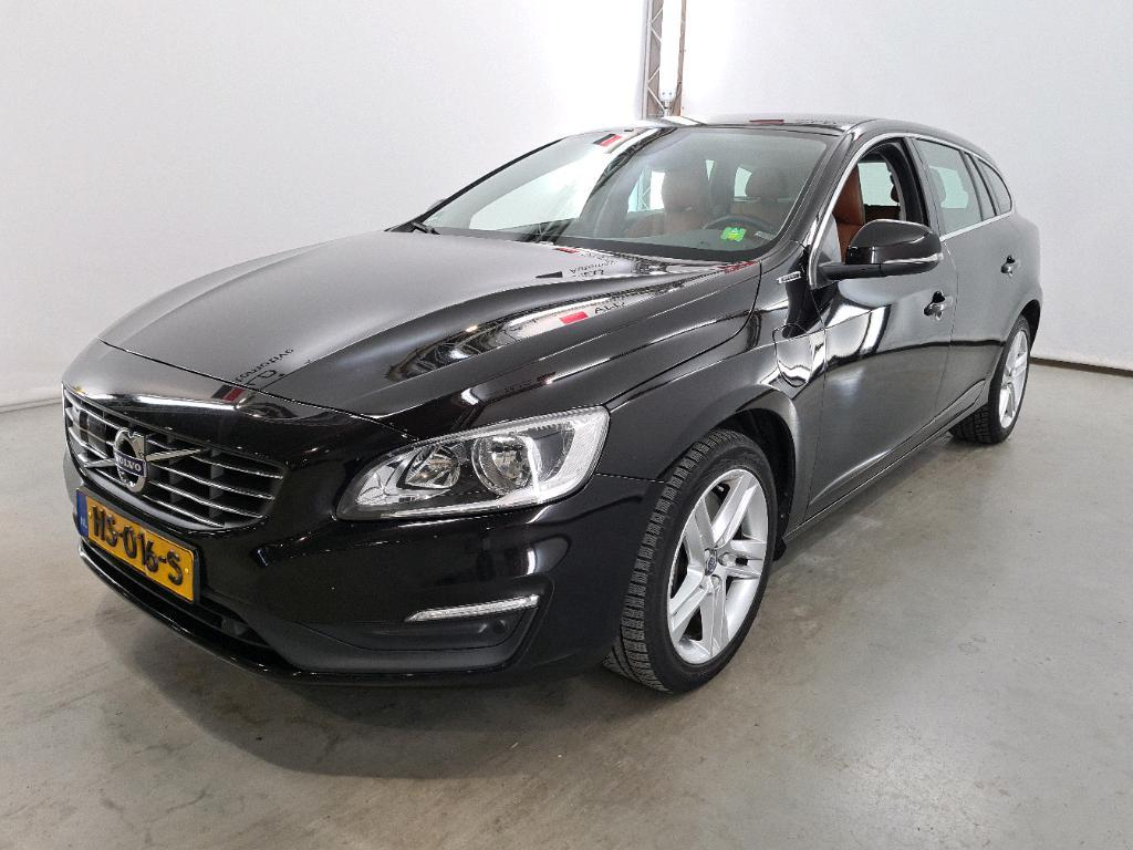 VOLVO V60 D6 Twin Engine 288pk Geartronic AWD Plug In Hybrid R-Design