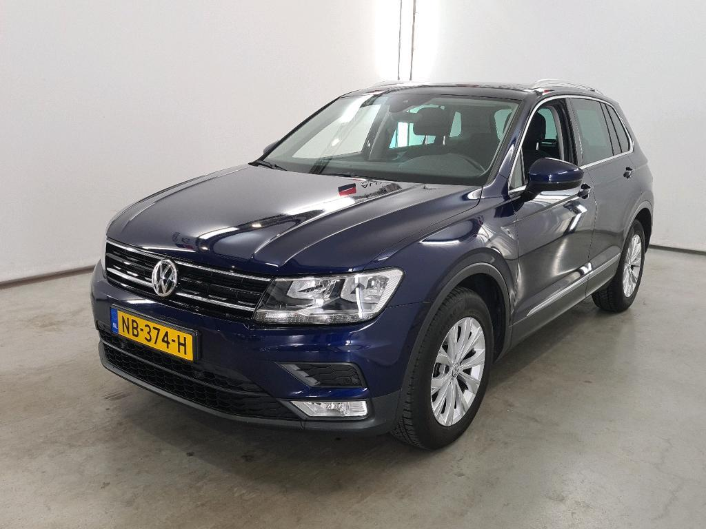 VOLKSWAGEN Tiguan 1.4 TSI ACT 150pk DSG Connected Serie..