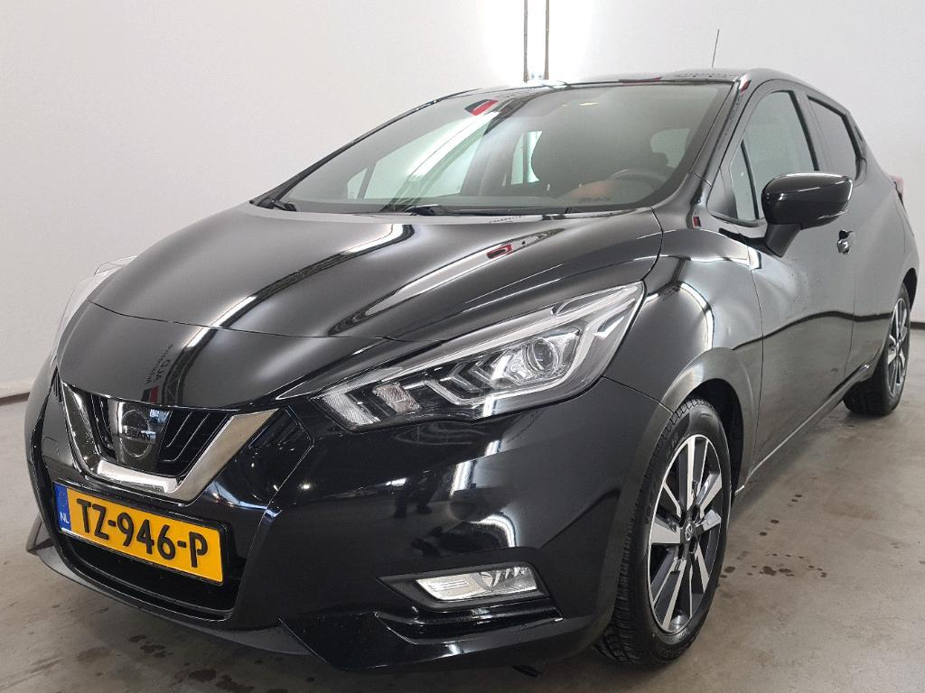 NISSAN MICRA 0.9 IG-T 90pk N-Connecta