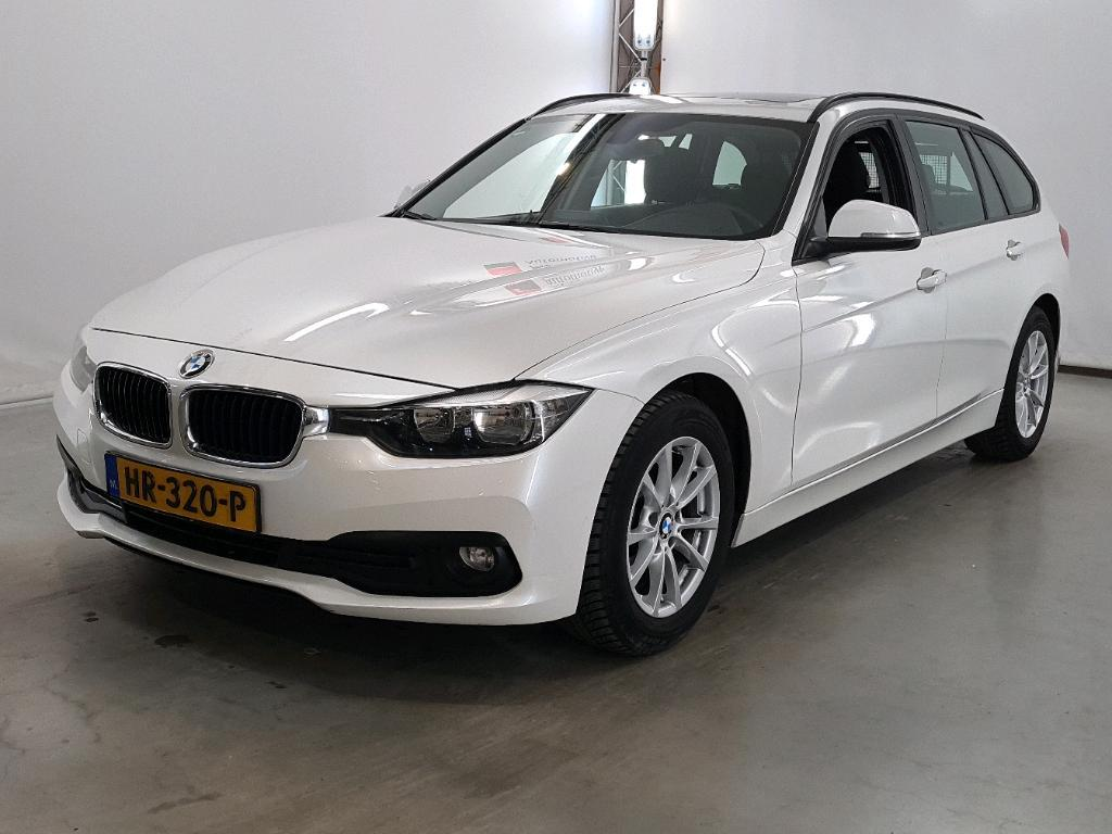 BMW 3-Serie Touring 316d 116pk Aut Corporate Lease