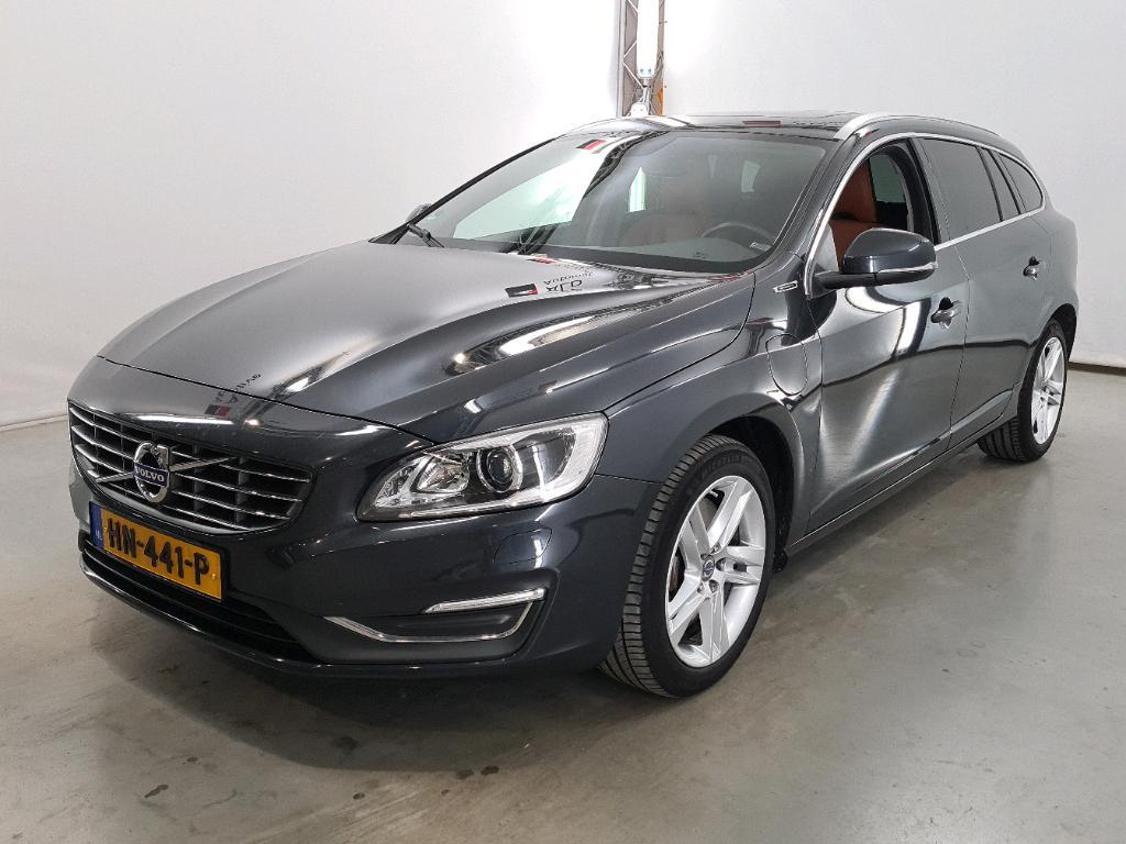 VOLVO V60 D6 Twin Engine 288pk Geartronic AWD Plug In Hybrid Summum
