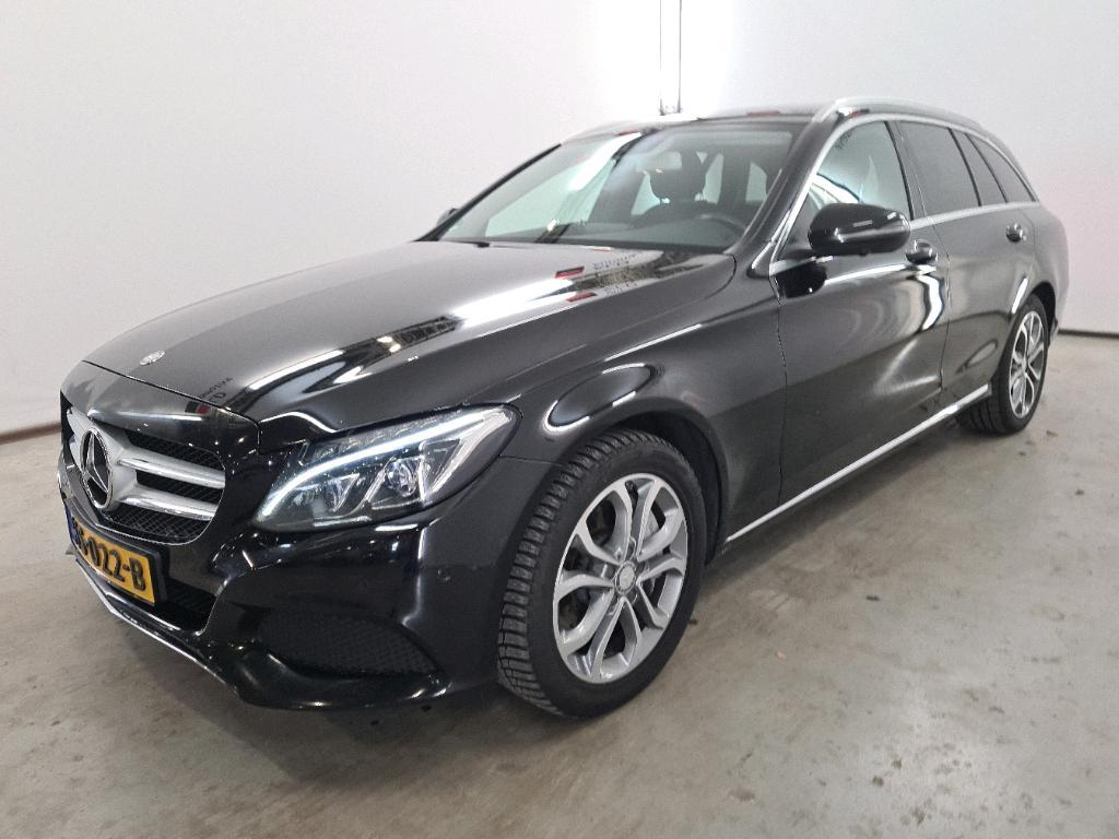 Mercedes-Benz C-Klasse Estate C350 e PLUG-IN HYBRID 279pk 7G-TRONIC Lease Edition Avantgarde