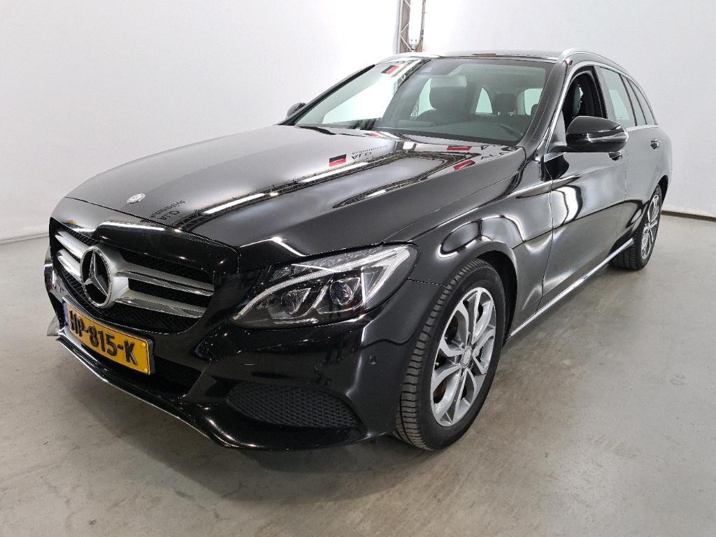 Mercedes-Benz C-Klasse Estate C350 e PLUG-IN HYBRID 279pk 7G-TRONIC Lease Edition Exclusive
