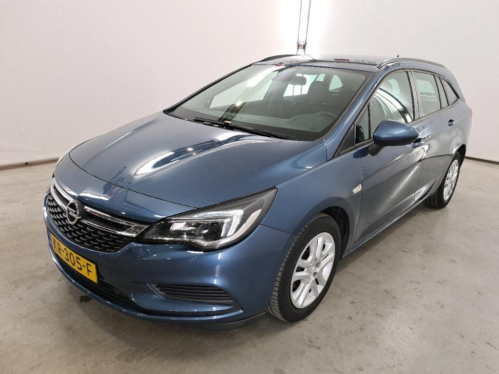 Opel Astra Sports Tourer 1.6 CDTI 110pk Start/Stop Edition