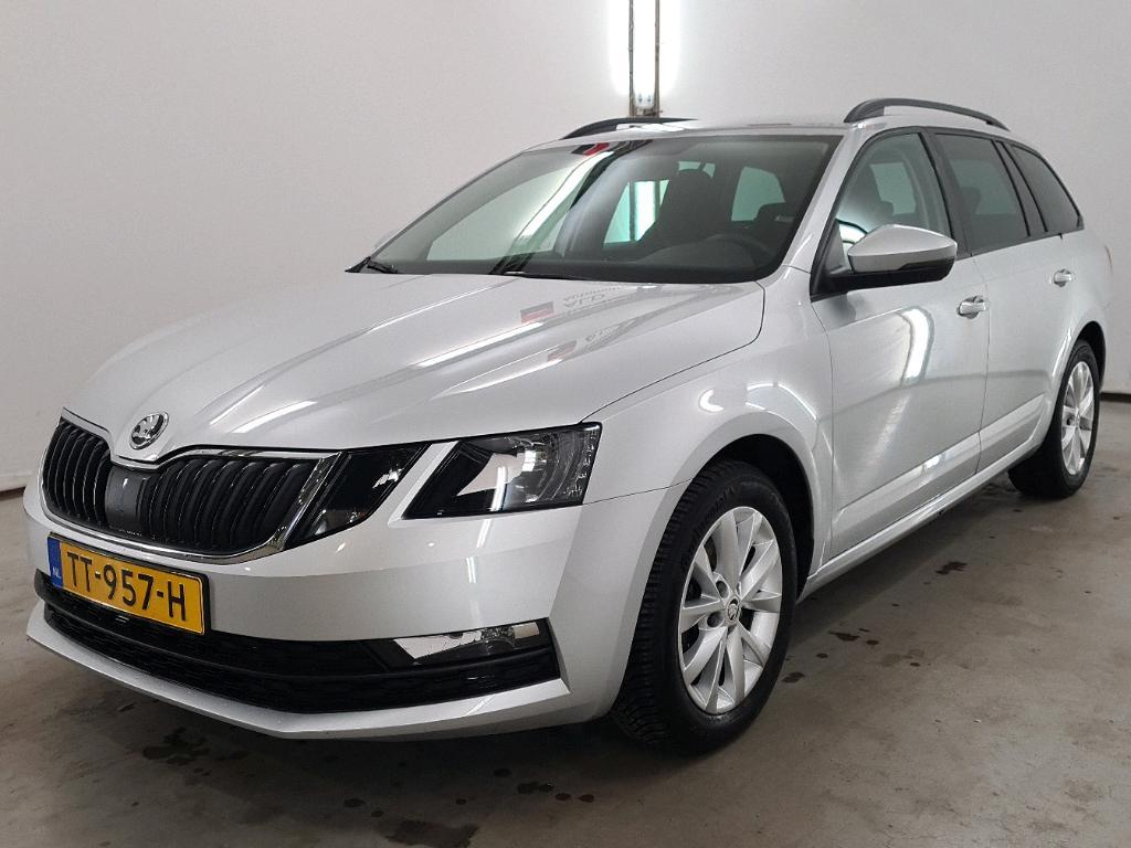 SKODA Octavia Combi 1.0 TSI Greentech 115pk Ambition Business