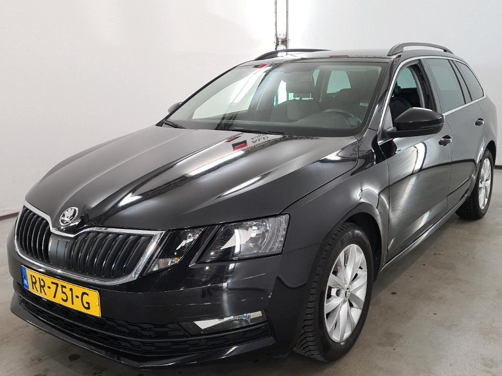 SKODA Octavia Combi 1.6 TDI Greentech 115pk Ambition Business